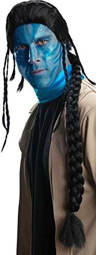 Perücke Lizenz avatar jake sully (Jake Für Perücke Avatar Erwachsene Sully)