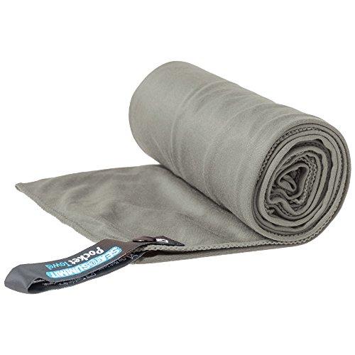 Sea To Summit Pocket Towel XLarge 75x150cm - Reisehandtuch / Saunatuch (Sea To Summit Handtuch)