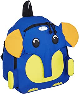 Samsonite Sac à dos loisir Sammies Dreams Backpack M Elephant 11 Liters Bleu (Blue) 44472