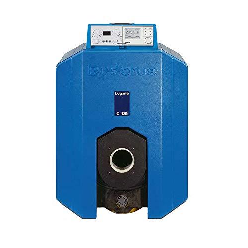 Buderus Logano G125 28 kW Eco mit Regelung RC310 Gaskessel Heizwert Ölkessel -