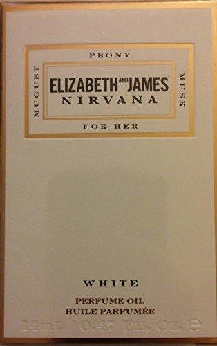 Elizabeth & James Nirvana White Eau De Parfum Spray by Elizabeth and James