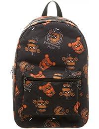 BIOWORLD Five Nights at Freddy's Freddy Fazbear All Over Print Backpack