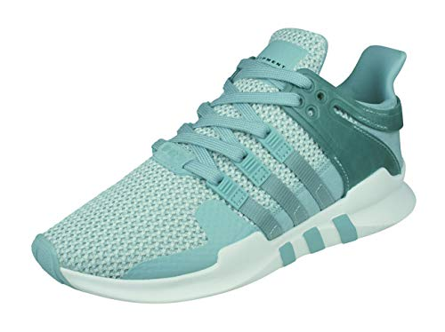 Adidas Originals Equipment Support ADV Herren Sneaker (38 2/3 EU, Grün(TACGRN/OWHITE))