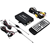 TNT (télévision numérique terrestre) Récepteur SD HD (tuner double) Port with USB 2 et ANTENNES actifs