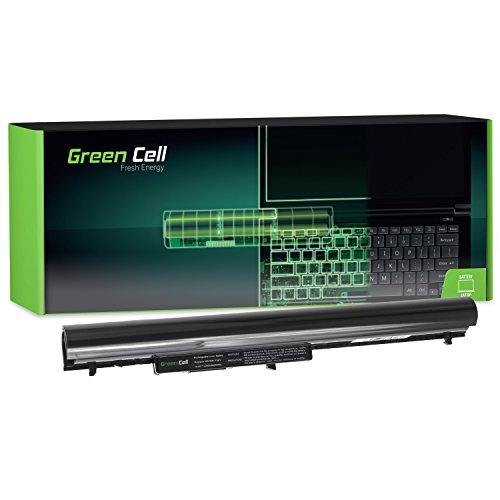 Green Cell Standard Serie OA04 Batería para HP 240 G2 G3 | 245 G2 G3 | 246 G3 | 250 G2 G3 | 255 G2 G3 | 256 G3 | 15-D 15-G 15-H 15-R | Compaq 15-A 15-H 15-S Ordenador (4 Celdas 2200mAh 14.4V Negro)