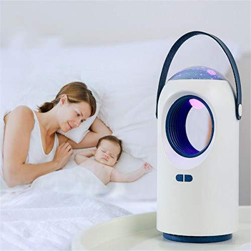 NUO-Z Moskito-Falle UV-USB-Moskito-Inhalator, ungiftige Photokatalysator-physikalische Methode, sichere Kinder InfantPregnant -