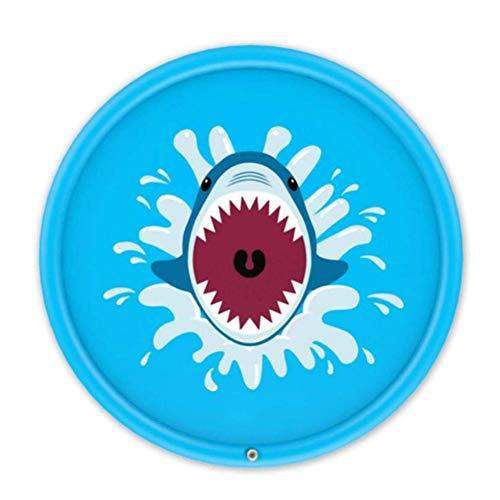 bare Wasserspielmatte Shark Outdoor Toys für Kinder im Freien ()