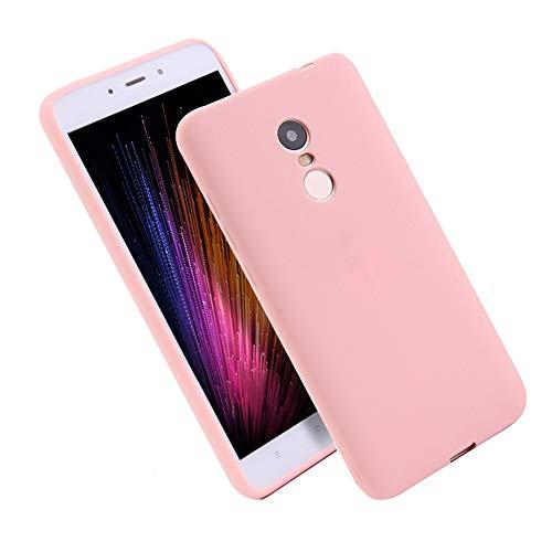Mishuai Bereifte Süßigkeit-Farben-Handy-Fall-Mode-rückseitige Abdeckung Telefon-Kasten für Xiaomi Redmi Anmerkung 3 (Color : Pink) - Handy-kästen Für Anmerkung 3