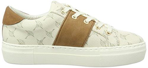 Joop! Elaia Daphne Sneaker Lfu5, Sneakers basses femme Blanc (blanc cassé)