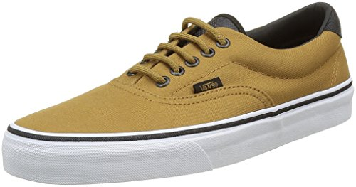 Vans Era 59, Scarpe da Ginnastica Basse Unisex - Adulto, Marrone (Canvas/Military), 42 EU