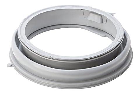 DREHFLEX® - Türmanschette / Türdichtung für diverse Waschmaschinen von Bosch / Siemens / Constructa / Neff - passend für Teile-Nr. 680768 / 00680768