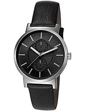 Joop Herren-Armbanduhr XL Analog Quarz Leder JP101441002