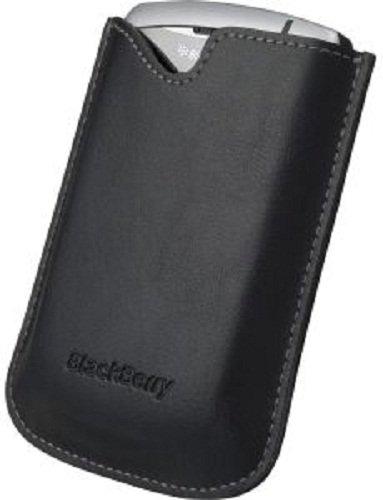 Blackberry hdw-14090-001/-002Hülle Pocket für Curve Serie–Original OEM–Tasche, vom Verpackung, Schwarz (001 Original Oem Blackberry)