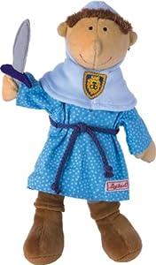 Desconocido sigikid 49316  - Rábano Knight, muñeca Suave
