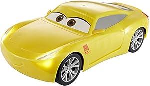 Mattel Disney Cars 3 Car Model - Modelos de Juguetes (Car Model, Amarillo, 3 año(s), Caja con Ventana)