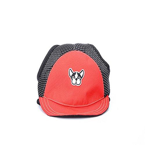 UKCOCO Perrito Perro Animal doméstico Sombrero Sol