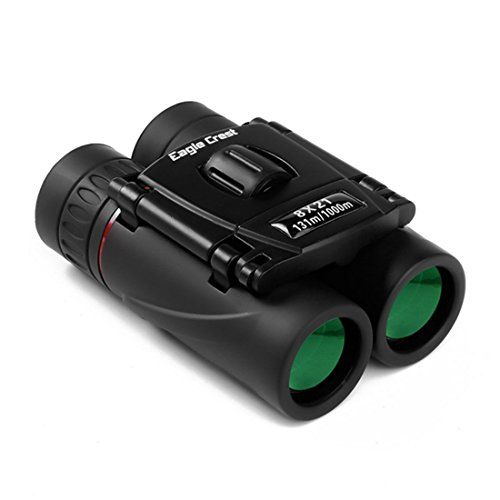 Olprkgdg Tragbare Ferngläser High Definition Low Light Level Nachtsicht Arme Outdoor Portable Telescope (Color : Black)