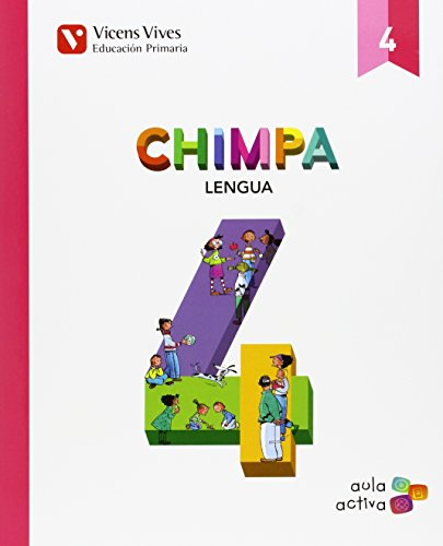 Chimpa 4 lengua castellana aula activa