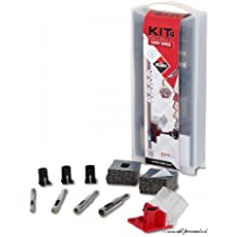 Rubi easy gres - 4904 bit kit 6.8,10 and 12 mm. by Rubi