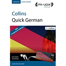 Collins Quick German (Mi-Vox Pre-loaded Audio Player)