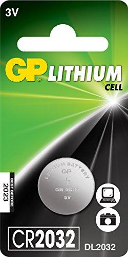 GP CR2032-7U1 CR2032 pile au lithium (3V)