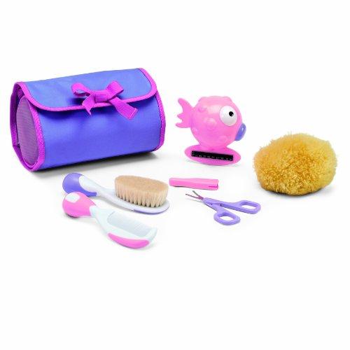 Newsbenessere.com 41QFknOl3WL Chicco 00010031000000 - Igiene e benessere, Set igiene bambina, colore: Rosa/Viola