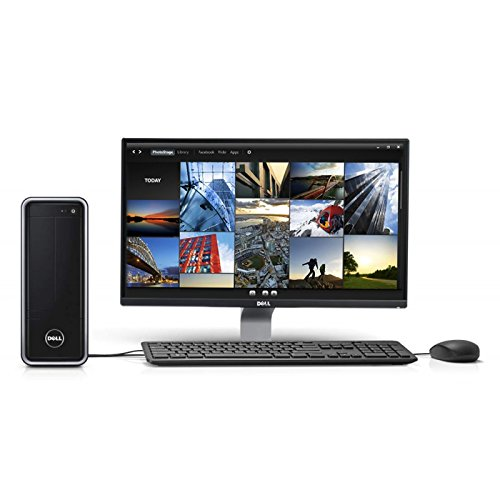 Dell Inspiron 3647 18.5-inch Desktop PC (Black)