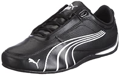 Puma Drift Cat 4 304026, Unisex-Erwachsene Sneaker, Schwarz (black-white 07), EU 40 (UK 6.5) (US 7.5)