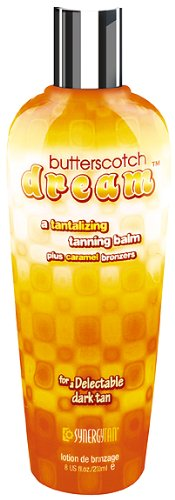 Synergytan / Sunbed Creams : Butterscotch Dream 230Ml