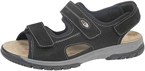 Chemin de forêt–lugina usine Chaussures GmbH 372001 Noir - Noir