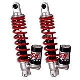 YSS suspensionâ–Â Juego amortiguadores suspensiones YSS Scooter Gas Botella Eco lineâ–Â 40259