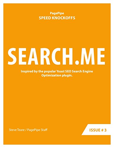 SEARCH.ME: Speed Clone: Inspired by the popular Yoast SEO Search Engine Optimization plugin. (Speed Plugin Clones Book Book 3) (English Edition)
