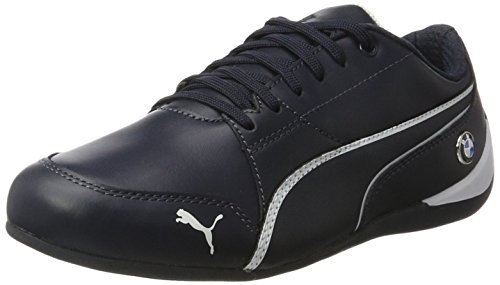 Puma Unisex-Erwachsene BMW MS Drift Cat 7 Sneaker, Blau (Team Blue White), 46 EU (Cat Herren)