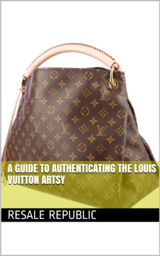 b9d05fa1debd5 A Guide to Authenticating the Louis Vuitton Artsy (Authenticating Louis  Vuitton Items Book 2) (English Edition)