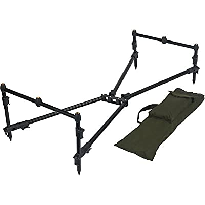 TF Gear Banshee Carp Fishing Rod Pod Ex Demo from TF Gear