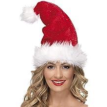 SMIFFYS Smiffy s Cappello di Babbo Natale 1accc6bd1c94