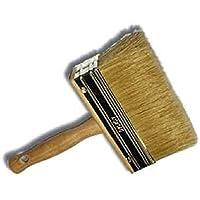 Malerbürste, Flächenstreicher Streichen,Lackieren,Bürste, 130 x 30mm Malerpinsel