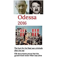 Odessa ( Only 550 Published ) Very Rare Book
