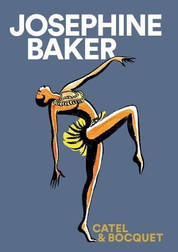 Josephine Baker por Jose-Luis Bocquet