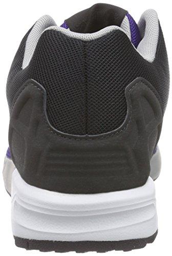 adidas Zx Flux Split, Chaussures de course mixte adulte Viola (Violett (Collegiate Purple/Collegiate Purple/Bold Orange))