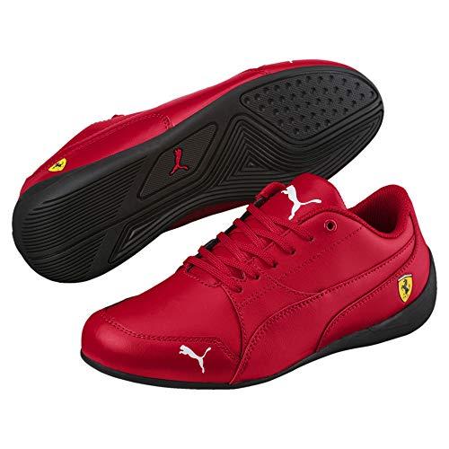 Puma Ferrari Drift Cat 7 Kinder Sneaker Rosso Corsa-Rosso Corsa 3 fbf80a8120b6