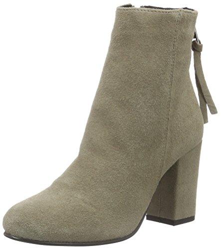 SPMBendle Ankle Boot - Stivali a metà gamba con imbottitura pesante  Donna , Rosa (Pink (ardesia 012)), 38