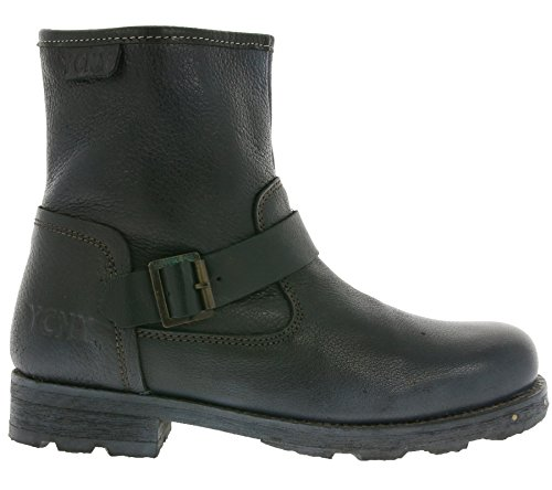 YELLOW CAB Schuhe - Boots CHARGER 26057 - black Schwarz