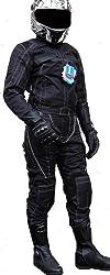DAMEN MOTORRADKOMBI JACKE + HOSE - ATMUNGSAKTIV WIND+WASSERDICHT - BIKE MOTORRAD ROCKER TOURING