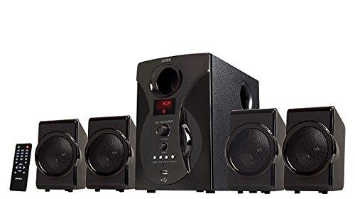 Intex 4.1 Computer M/M Speaker IT 3001 FMU Super