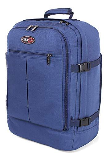 Cabin GO Zaino cod. MAX 5540 bagaglio a mano/cabina da viaggio, 55 x 40 x 20 cm, 44 litri approvato...