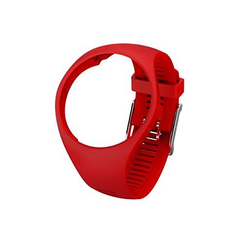 Polar M200 - Correa unisex, color rojo, talla S/M