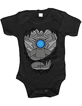 clothinx Baby Body Unisex Cyber