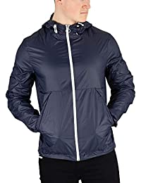 Timberland Hombre Chaqueta Route Racer, Negro