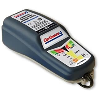 Batterieladegerät Ladegerät OPTIMATE 4 DUAL (12V)
